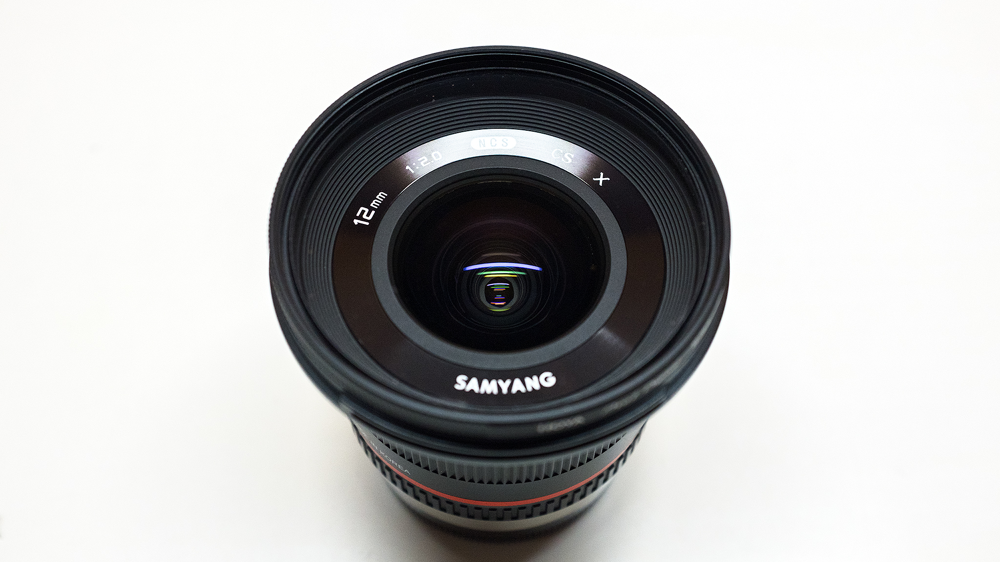sayang 12mm f/2.0 ncs cs