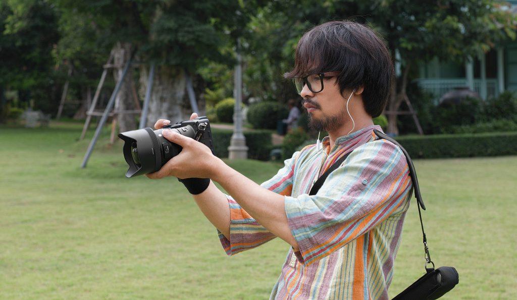 การควบคุมกล้องที่ดี ย่อมส่งผลให้เราสามารถใช้งานกล้องได้เต็มประสิทธิภาพ